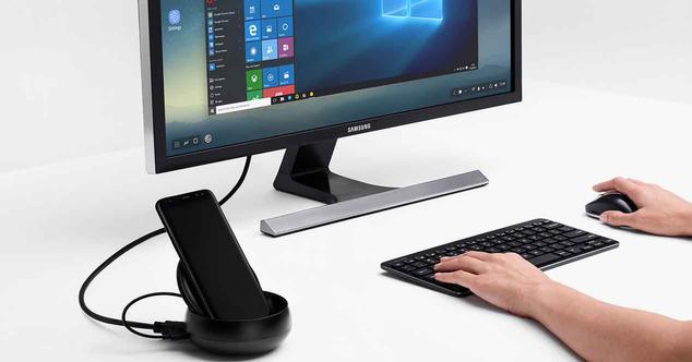 Ver noticia 'Así funciona Linux en un Galaxy S8 con DeX ¡ya tenemos vídeo!'