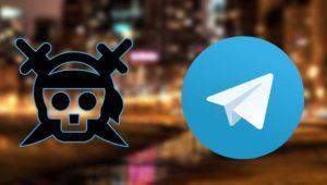 Google y Apple ordenan bloquear por primera vez un canal de Telegram por piratería