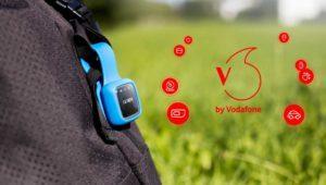 V by Vodafone, nueva gama de productos conectados para el coche, mascota, maleta o cámara