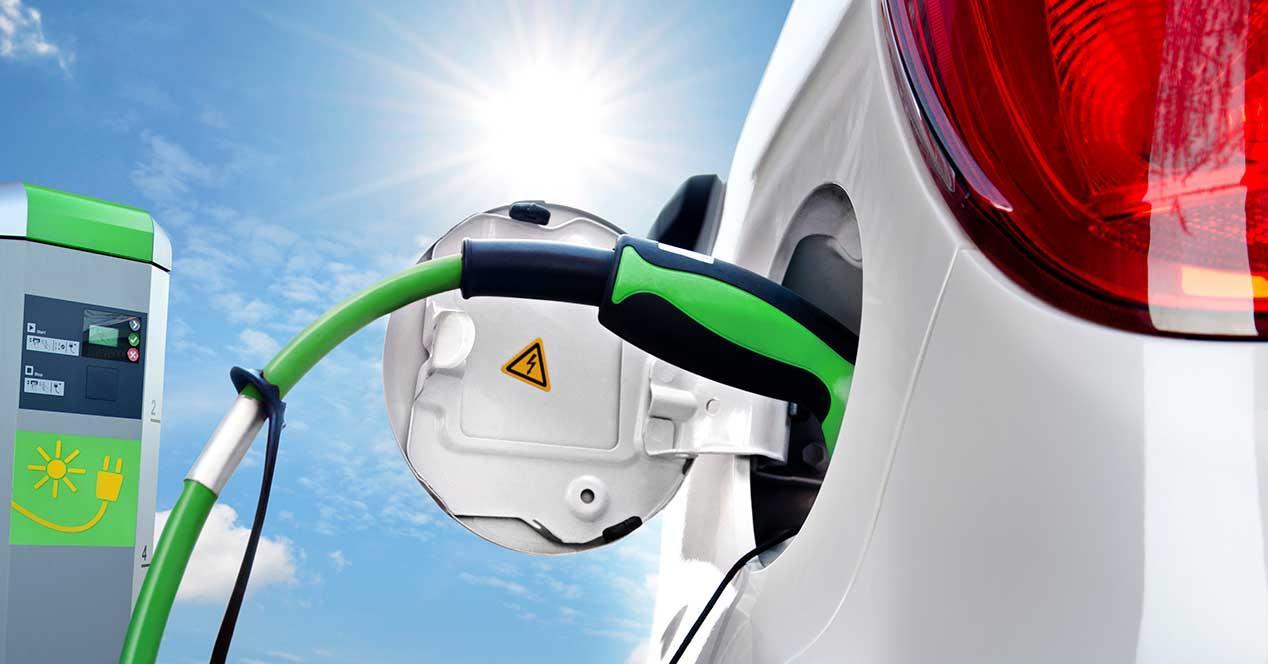 vehiculo eléctrico IONITY