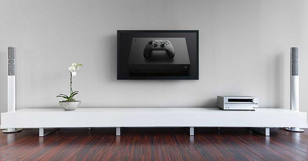 xbox one x servicio streaming microsoft