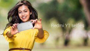 Xiaomi Redmi Y1: los nuevos móviles baratos de Xiaomi pensados para selfies