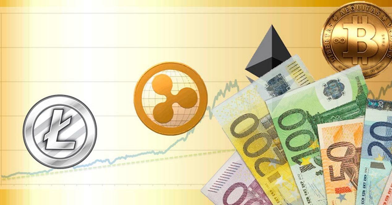 Ver noticia 'Noticia 'Cómo seguir el valor del Bitcoin, Ethereum y Litecoin en tiempo real''