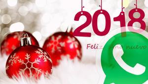 Felicitaciones originales y divertidas para felicitar el Año Nuevo 2018 por WhatsApp