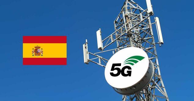 bandas definitivas 5g España