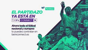 Bein Connect incluirá Movistar Partidazo a partir del 1 de enero