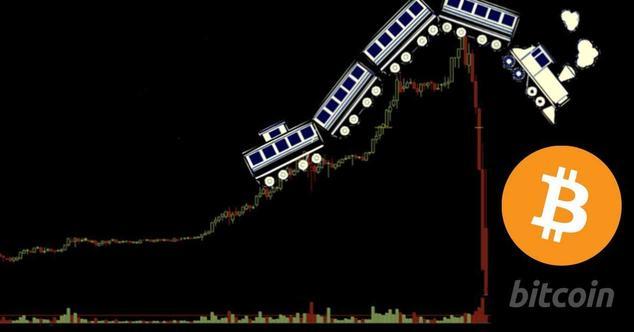 Ver noticia 'Pánico en el mercado de criptomonedas con desplome de Bitcoin, Ethereum o Litecoin'