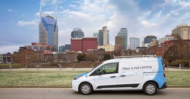 fiber is not coming fibra optica