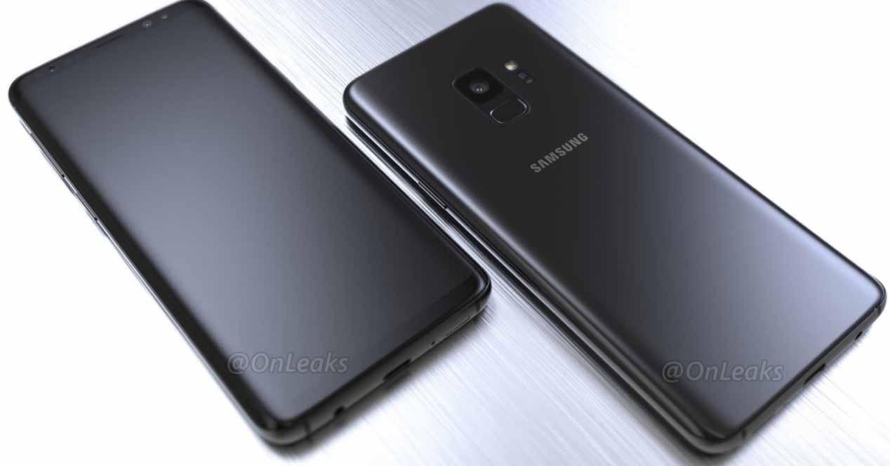 Ver noticia 'Filtran el diseño del Samsung Galaxy S9 ¿qué ha cambiado?'