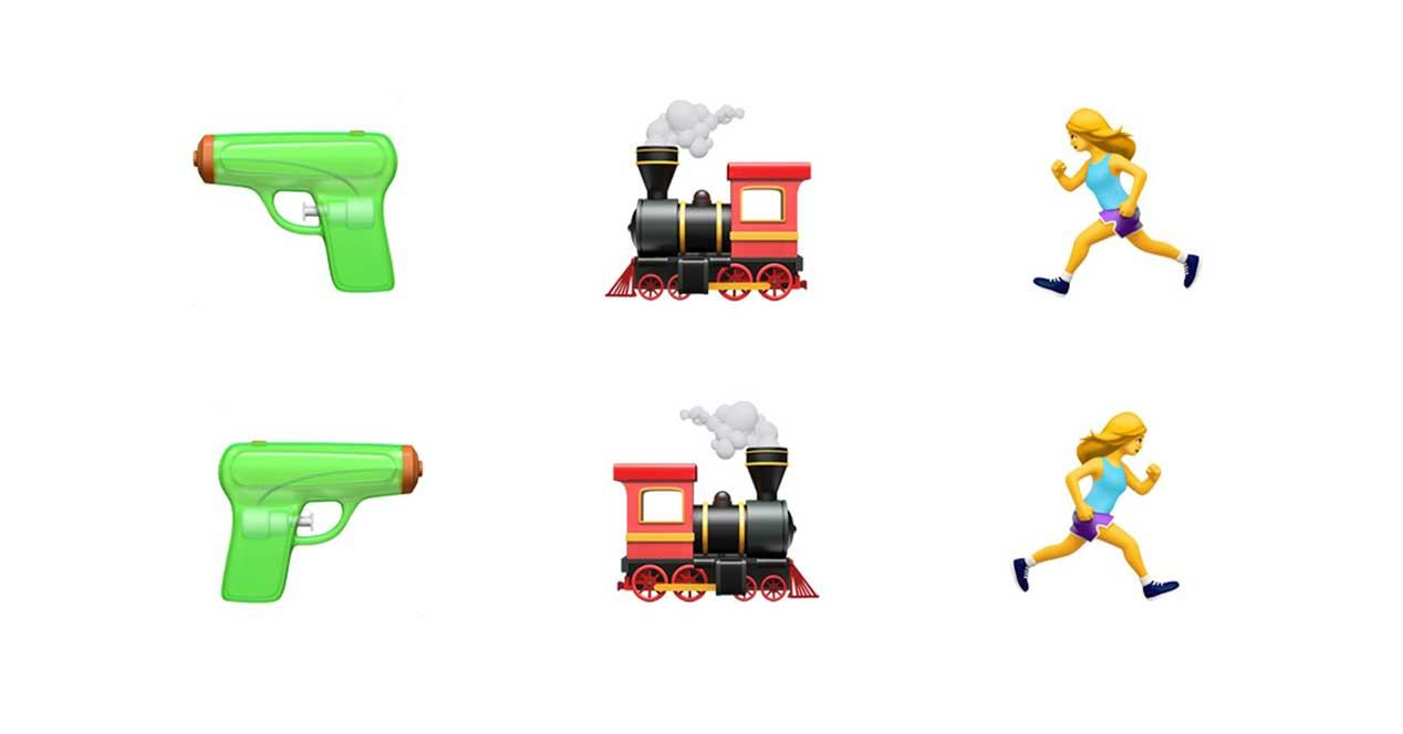 girar emojis cambiar dirección