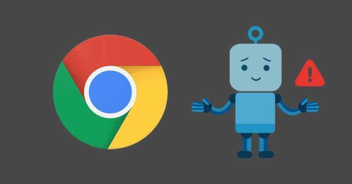 google chrome inyeccion de codigo