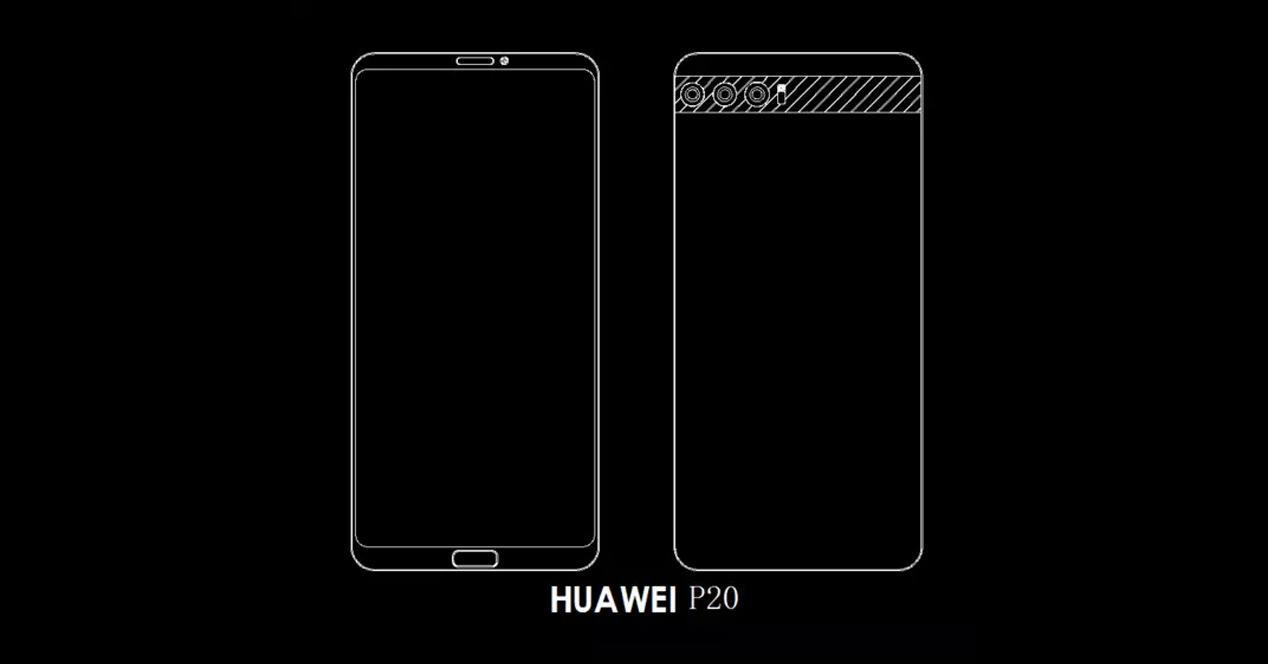 Ver noticia 'Noticia 'El Huawei P20 será el primer móvil con triple cámara''