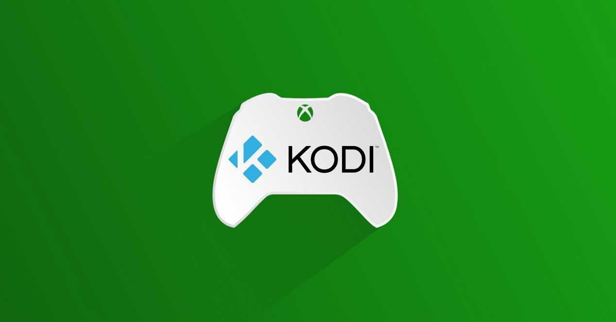 xbox one kodi app