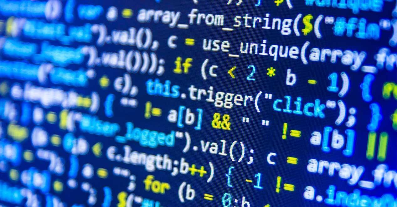 lenguajes de programación empresas 2018