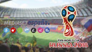 Mediaset se queda con los derechos del Mundial de Rusia 2018