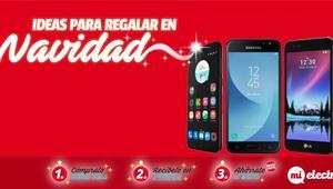 Regalos de Navidad: Ofertas de móviles en Mielectro.es con envío en 24 horas