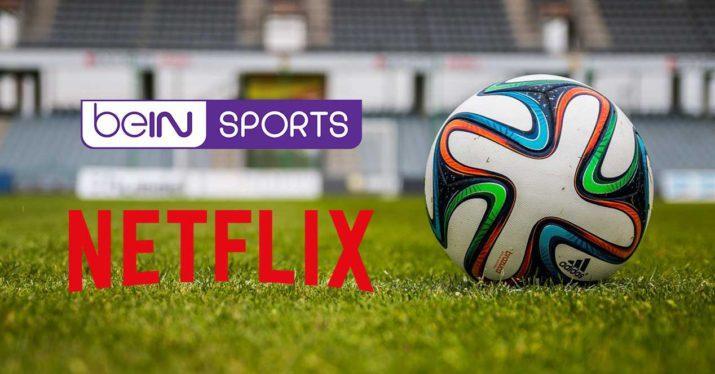 netflix derechos fútbol