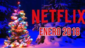 Estrenos Netflix enero 2018: series y películas que llegan a España