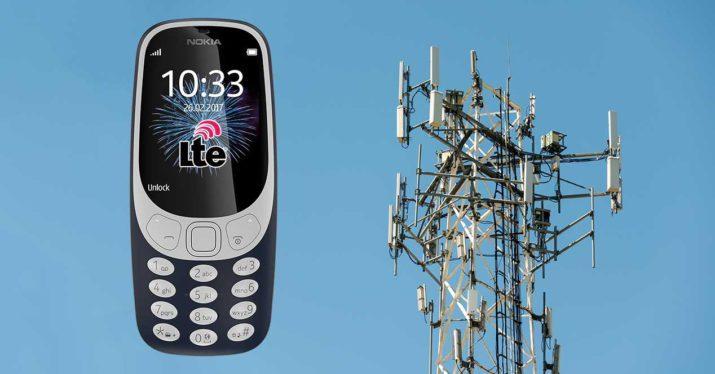 nokia 3310 4G 2018 whatsapp