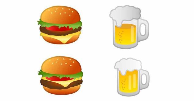 nuevos emoji android