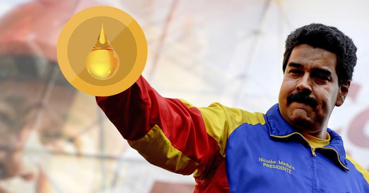petro venezuela maduro