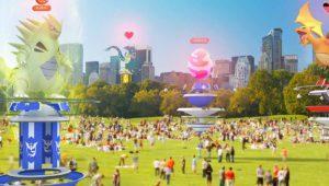 Pokémon Go añade 50 Pokémon de 3ª generación y climatología en tiempo real