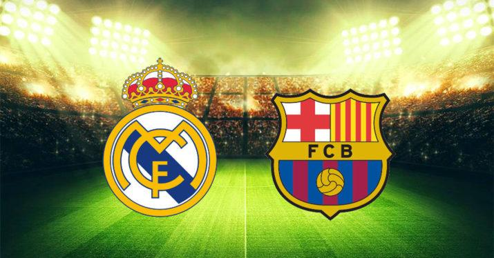 Real Madrid Barcelona partido