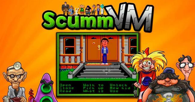 Ver noticia 'Llega ScummVM 2.0 con soporte para Gabriel Knight, King's Quest, Leisure Suit Larry o Phantasmagoria'