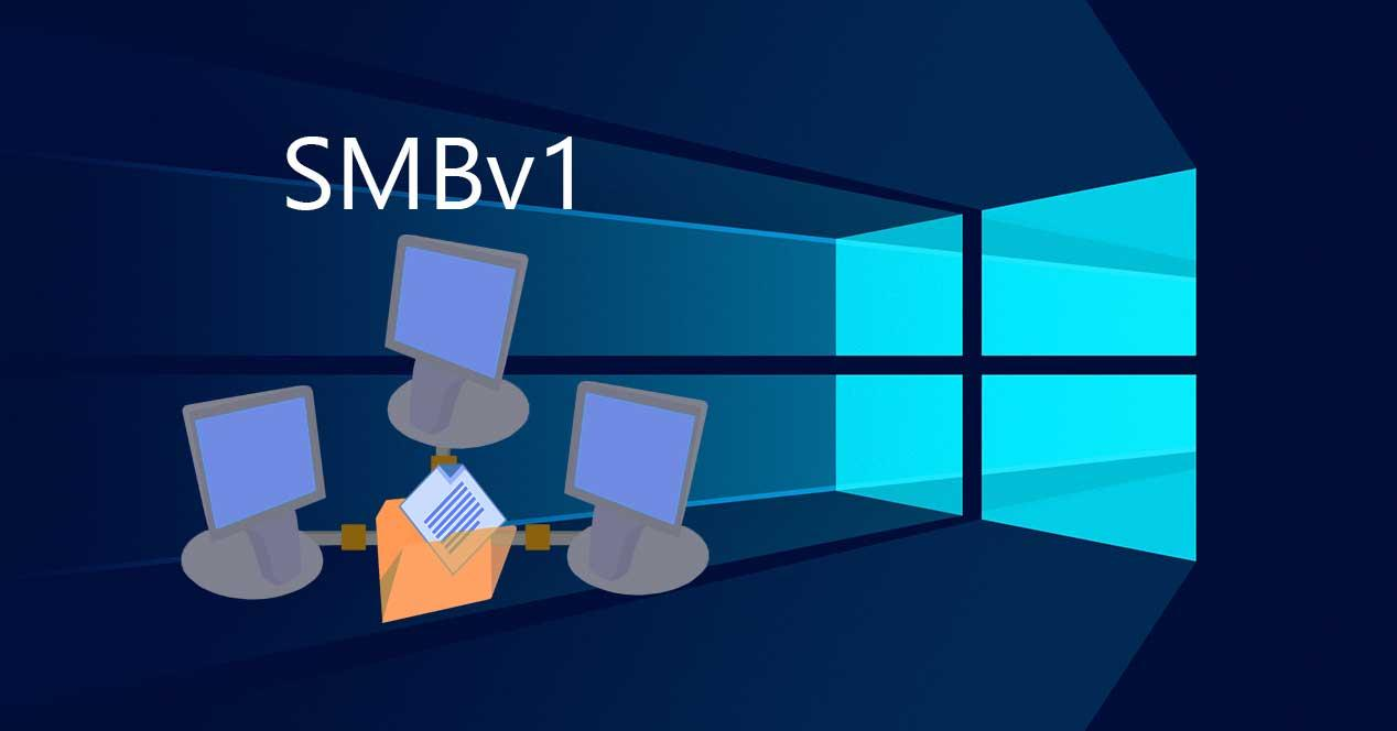 smbv1 windows 10 fall creators update