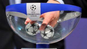 Cómo ver en directo el sorteo de la fase final de la Champions League por TV, Internet o el móvil