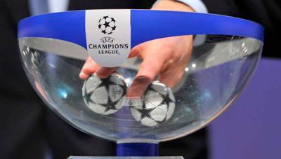 Cómo ver en directo el sorteo de la Champions League