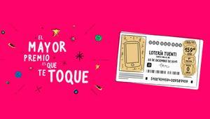 Tuenti repartirá casi 2000 premios y el número de móvil será un billete de lotería