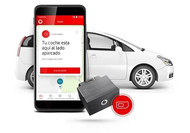 v-car by vodafone telefono y gadget