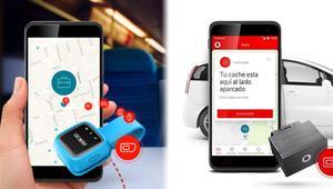 Descubre dónde has dejado el coche o tus cosas con V by Vodafone