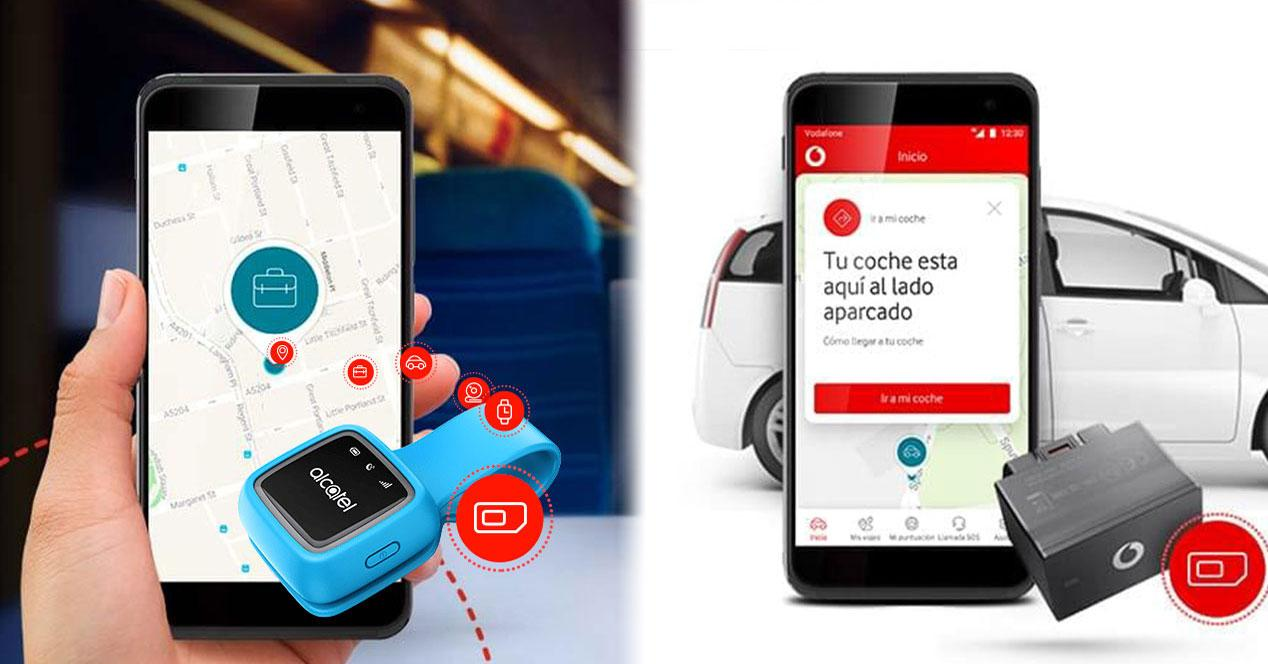 v by vodafone v-car v-bag