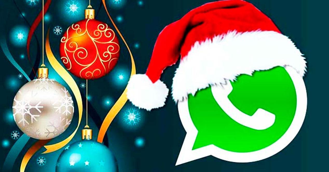 fondos de navidad para whatsapp