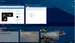 Novedades Windows 10: Ya puedes probar la nueva versión con Timeline y Sets