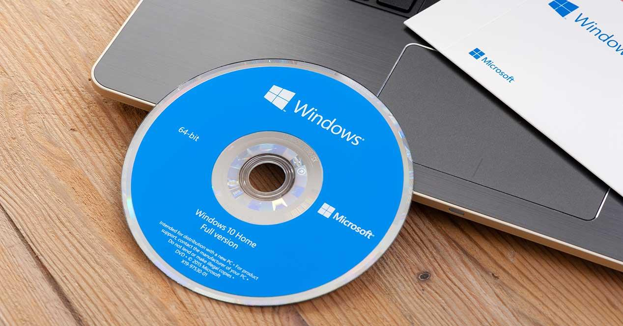 windows 10 dvd