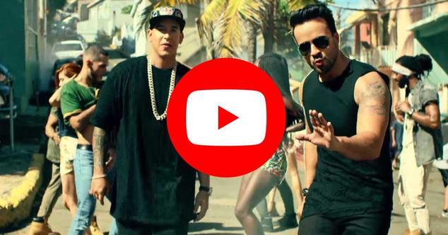 Ver noticia 'Lo mejor de YouTube en 2017: Despacito, tags, humor y reggaeton'
