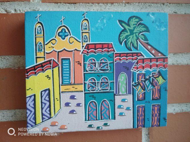 Foto de colores intensos con el Nubia Z17 Lite