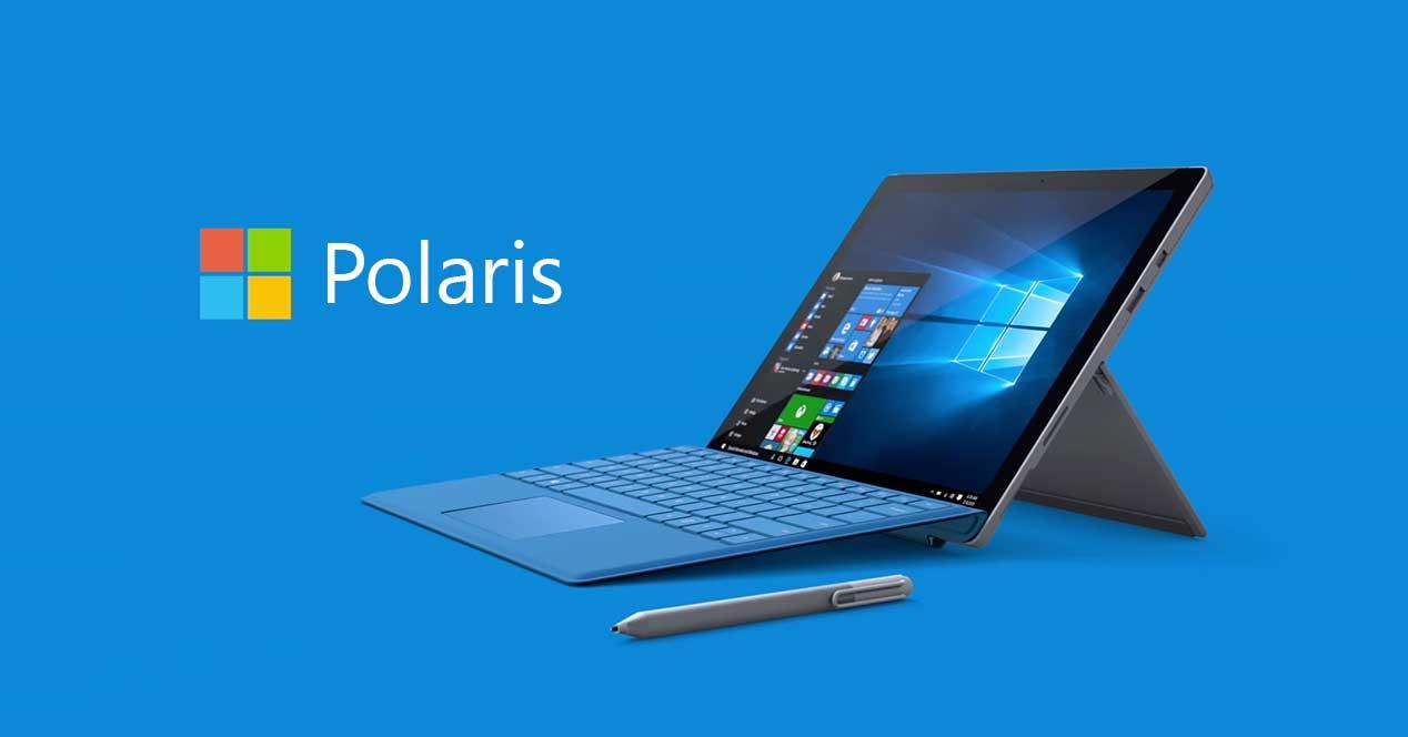 Polaris Windows 10