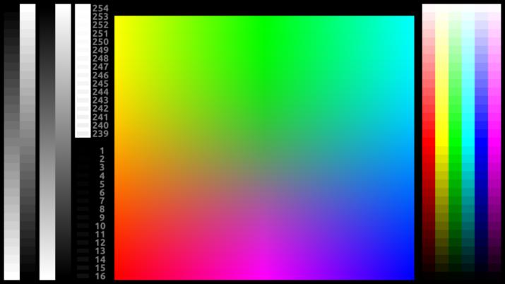 Calidad general pantalla Nubia Z17 Lite
