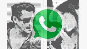 Cómo crear o conseguir dibujos con código ascii para compartir por WhatsApp o Facebook