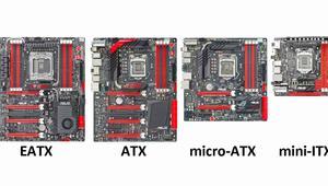 ATX, microATX, miniATX y eATX ¿en qué se diferencian?