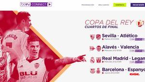 ¿De verdad es beIN CONNECT una alternativa para ver el fútbol? La red se llena de quejas