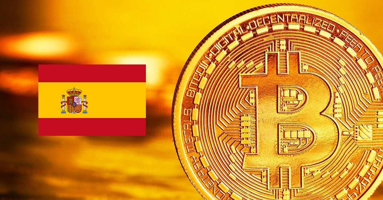 bitcoin españa