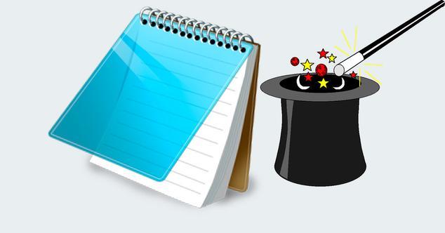 Ver noticia '3 trucos con el bloc de notas de Windows que no te puedes perder'