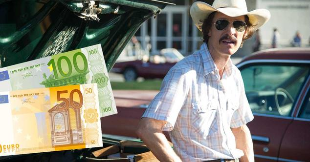 caso dallas buyers club 150 euros pirateria