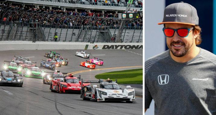 Daytona Fernando Alonso