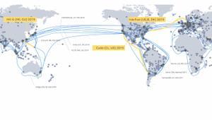 Google desplegará tres nuevos cables submarinos